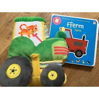Tudur y Tractor a Llyfr Babi by Yo Yo & Translated by Catrin Wyn Lewis
