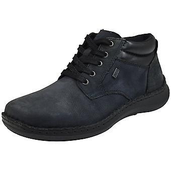 Rieker 0301100 chaussures masculines d'hiver universelles
