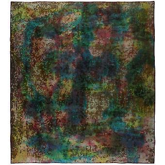 Handknuten Persisk Vintagematta Flerfärgad 243x276cm
