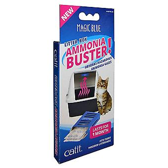 Catit Magic Blue Ammonia Buster