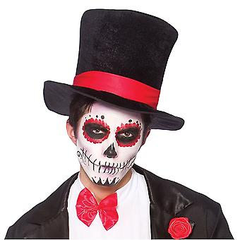 Wicked Costumes Topper W/red Band