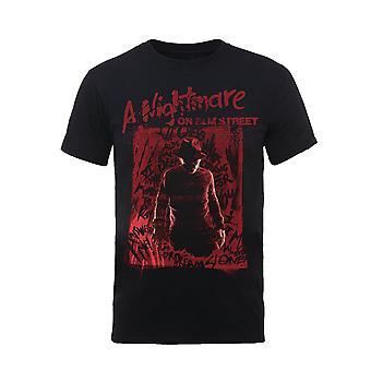 Nightmare on Elm Street Freddy Krueger Figure Official T-Shirt