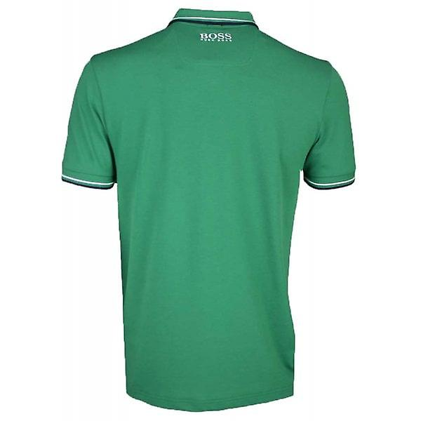 Hugo Boss Polo Shirt Paddy Pro Mens Green