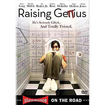 Raising Genius (2004) DVD Film Justin Long