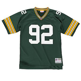 Mitchell & Ness Nfl Green Bay Packers Reggie White 1996 Legacy Jersey