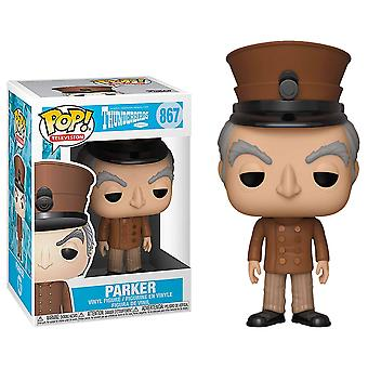 Thunderbirds Parker Pop! Vinyl