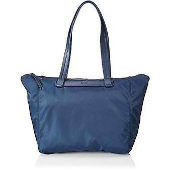 BREE برشلونة النايلون 9 حقيبة المتسوق المرأة الزرقاء (بلاو (البحرية 280)) 35x33x16 سم (B x H x T)