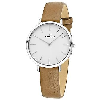 ATRIUM Women's Watch Wristwatch Analog Quartz A28-102 Leather