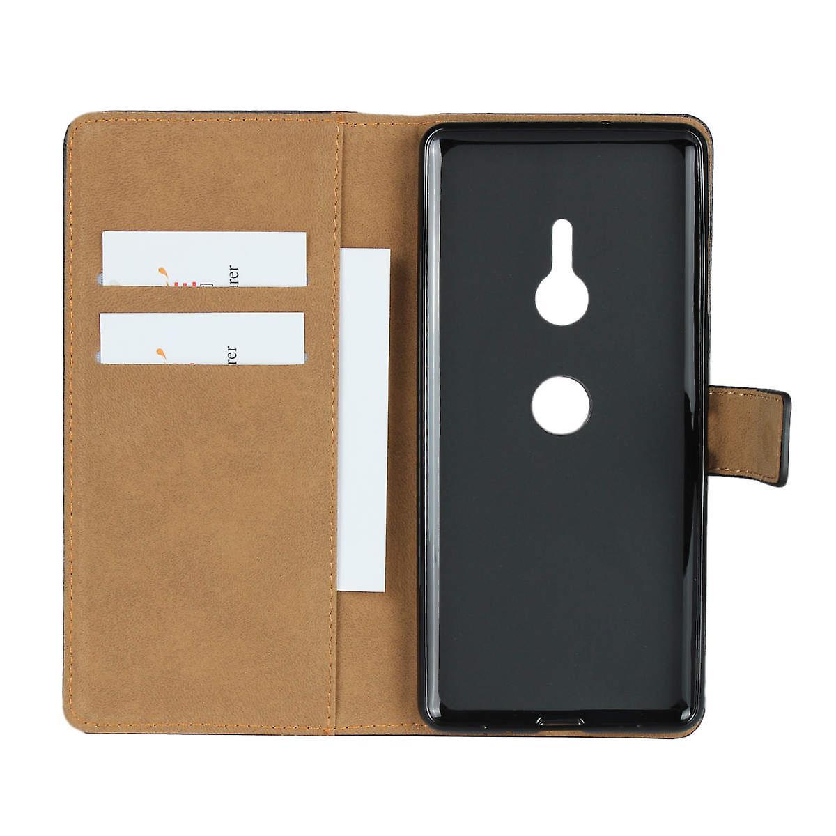 iCoverCase   Sony Xperia XZ3   Plånboksfodral  