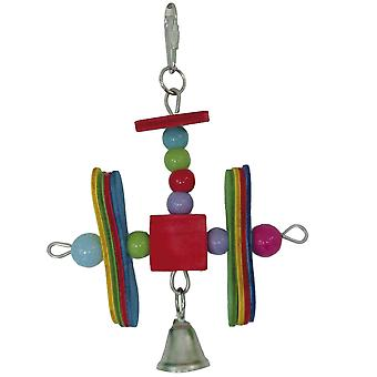 Ica Bird Toy Helices (Uccelli , Giochi)