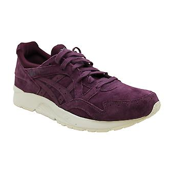 Asics Mens Gel-Lyte V Fabric Low Top Lace Up Fashion Sneakers