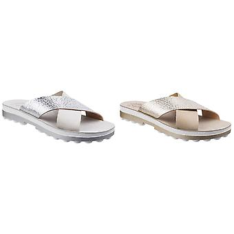 Fantasy Womens/Ladies Charis Slip On Sandals