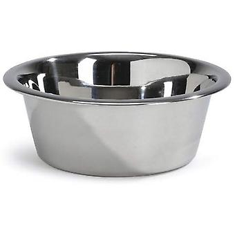 Beeztees Economic Stainless Steel Dog Dish