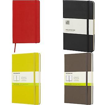 Moleskine Classic L harde kaft notebook