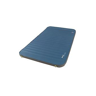 Outwell Dreamboat Double Self-Inflating Mat 7.5cm Blue