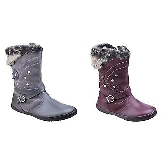 Hush Puppies Childrens Girls Pippa Pull On Boots