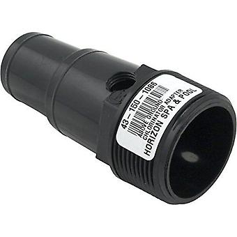 "Hayward SPX1091Z7TC Combo Chlorinator Adapter with 0.25"" Tap"