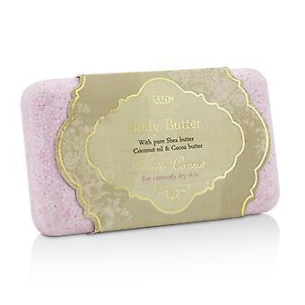 Sabon Body Butter (voor de extreem droge huid) - vanille kokosnoot 100g/3.53 oz