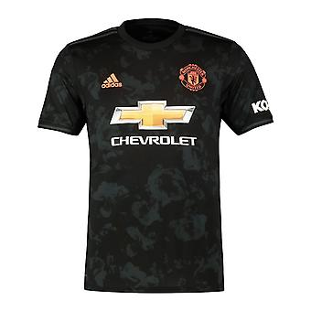 Manchester United FC Official Football Gift Mens Derde Tenue Shirt 2019/20