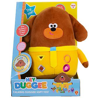 Hey Duggee Talking Soft Toy