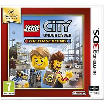 LEGO City Undercover The Chase Begins [Selects] 3DS Game