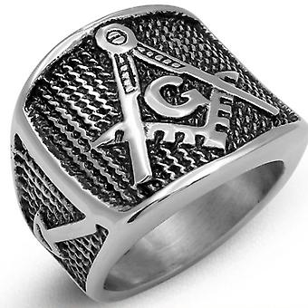 Knights templar masonic ring