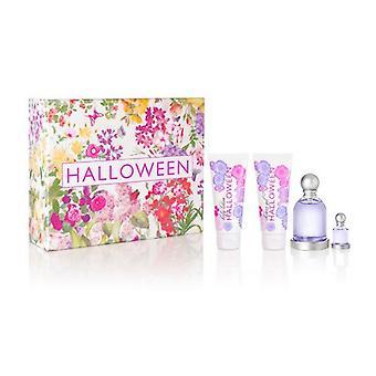 Women's Perfume Set Halloween Jesus Del Pozo EDT (4 pcs)