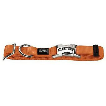 Hunter Collar Vario Basic Alu-Strong Orange