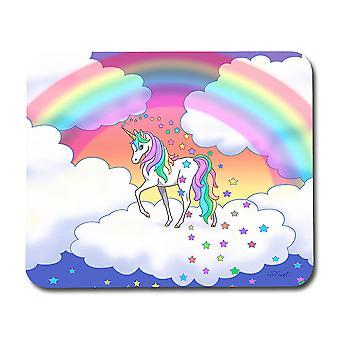 Tastiera per mouse unicorno
