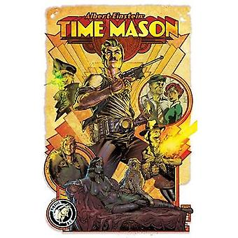 Albert Einstein - Time Mason Volume 1 by Marcus Perry - 9781632294470