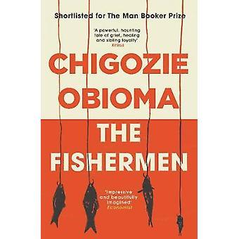 The Fishermen by Chigozie Obioma - 9781911590101 Book