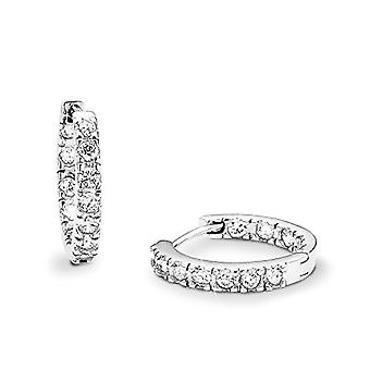Amor 925 silver white Zirconia cubic 2017380