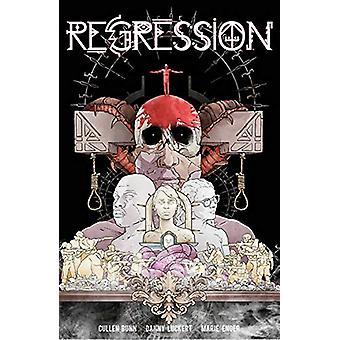 Regression Volume 3 by Cullen Bunn - 9781534310704 Book