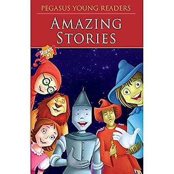 AMAZING STORIES LEVEL 4