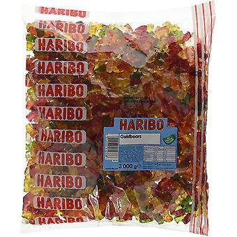 Haribo GuldBjørne 3 kg