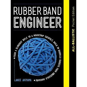 Rubber Band Engineer - All-Ballistic Pocket Edition - From a Slingshot