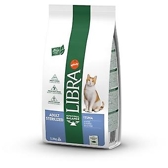 Libra Cat Sterilized Atun (Cats , Cat Food , Dry Food)