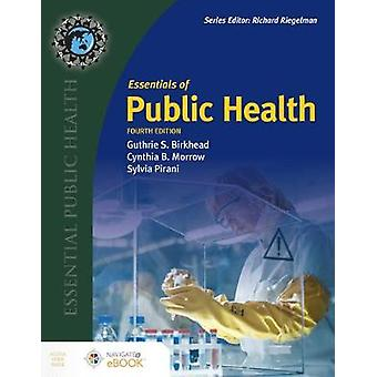 Essentials Of Public Health by Guthrie S. Birkhead - 9781284173253 Bo
