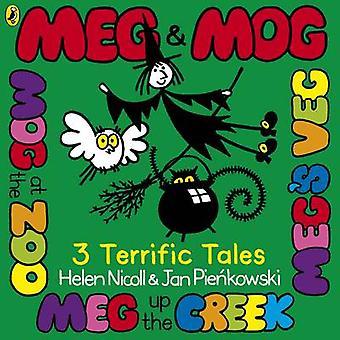Meg  Mog Three Terrific Tales by Helen Nicoll