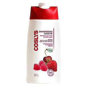 Coslys Shampoo And Shower Gel Extra Soft Cereals 250 ml