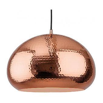 Assam Pendel Light Max 140 cm, kobber
