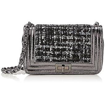 Chicca Bags 1511 Black Women's Shoulder bag 20x13x8 cm (W x H x L)