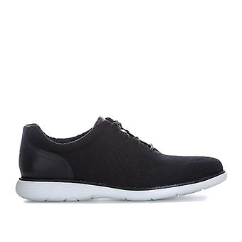 Chaussures à lacets Rockport Garett Mesh En noir