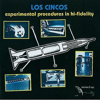 Los Cincos - Experimental Procedures in Hi- [CD] USA import