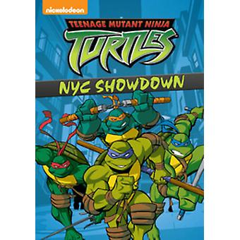 Teenage Mutant Ninja Turtles: Importer des USA New York Showdown [DVD]