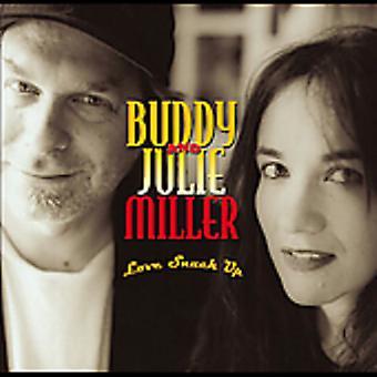 Buddy Miller & Julie - Love Snuck Up [CD] USA import