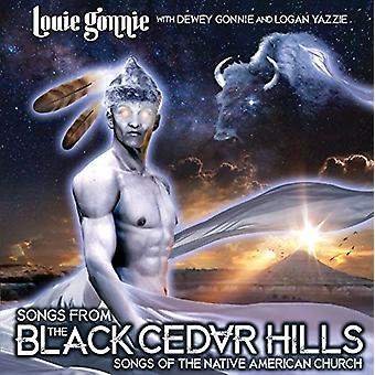 Louie Gonnie - Songs From the Black Cedar Hills [CD] Usa import
