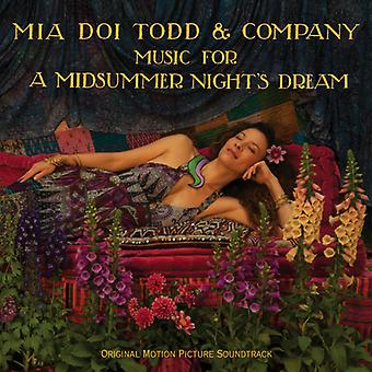Mia Doi Todd - Music for a Midsummer Night's Dream (Ost) [CD] USA import