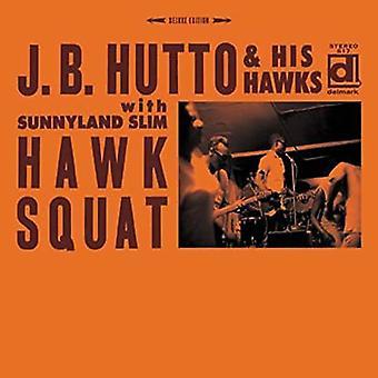 Hutto, J.B. & his Hawks/Sunnyland Slim-Falcão Squat [CD] EUA importação