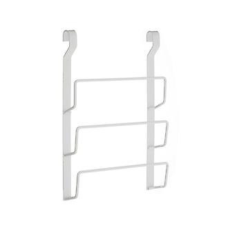 Sorello Hanging Pan Lid Rack, White